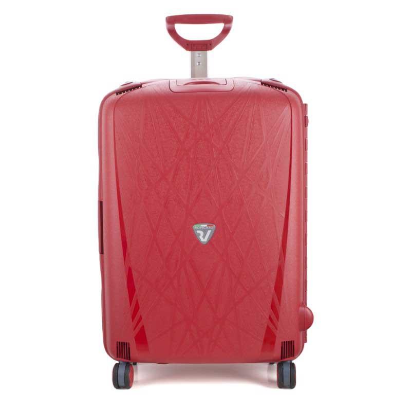 8117a2e870 Rivendita Trolley Grande Roncato Light 4 Ruote 500711-rosso